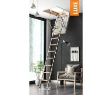 Горищні сходи Bukwood LUXE Metal mini