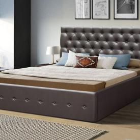 Кровать Колизей Микс Мебель 140х200 см с подъёмным механизмом