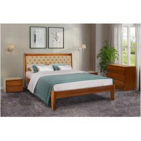 Ліжко дерев`яна Монтана Мікс Меблі 140х200 см