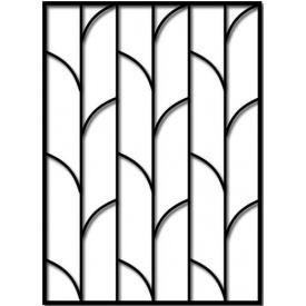 Решетка металлическая 1000 x 1000