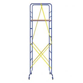 Мини подмости Мастерок- 3 размер настила 0.46 х 1.51 (м)