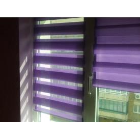 Рулонна штора День-Ніч відкрита система