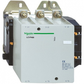 Контактор schneider electric LC1F400M7