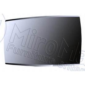 Зеркало Белла белый глянец Миро-Марк