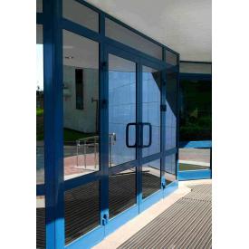 Алюмінієві двері Alutech ALT 48