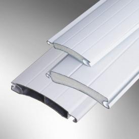 Защитная роллета белая 500 мм