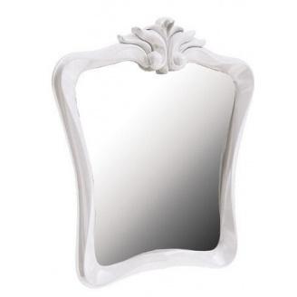 Зеркало Прованс белый глянец Миро-Марк