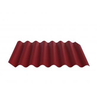 Фібродах Модерн червоний 1130х585 мм