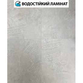 Водостойкий ламинат SPC Verband Cement 0031
