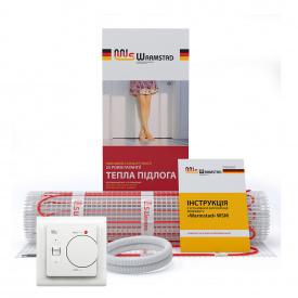 Нагрівальний мат Warmstad 7,0 м2 WSM-1060 150Вт/м2