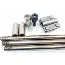 Комплект заземлення R4.5m Нержавіюча сталь РАМ