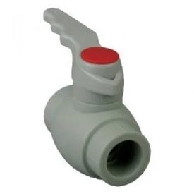 Кран кульовий поліпропіленовий 20 мм