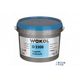 WAKOL D 3308 Клей для ковровых покрытий