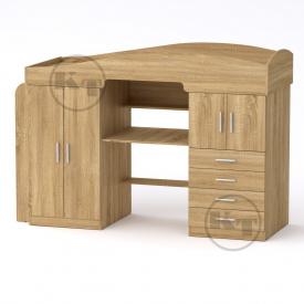 Кровать Универсал-2 Компанит 74х140х207 см