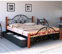 Качественные металлические кровати