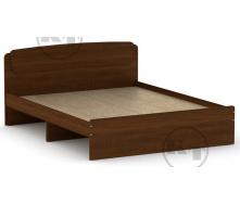 Ліжко Класика 140 горіх Компаніт
