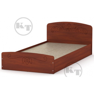 Ліжко Ніжність -90 МДФ яблуня Компаніт