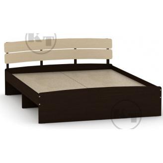 Ліжко Модерн 140 венге комбі Компаніт