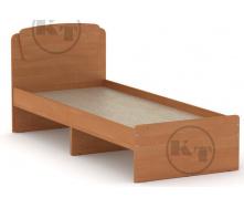 Ліжко Класика 80 вільха Компаніт