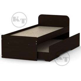 Кровать 80+70 венге Компанит
