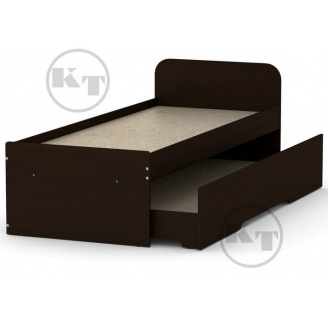 Ліжко 80 + 70 венге Компаніт