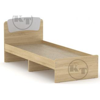 Ліжко Класика 80 дуб Сонома комбі Компаніт