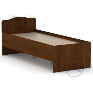 Ліжко -80 горіх Компаніт