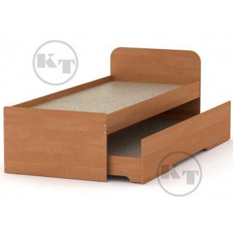 Ліжко 80 + 70 вільха Компаніт