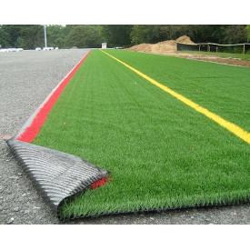 Двухцветная трава BELLINTURF 40 мм для футбольного поля