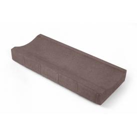 Водосток ЕКО 280х160х60 мм коричневый