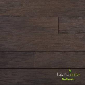 Террасная доска ДПК Легро LEGRO ULTRA NATURALE WALNUT