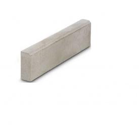 Поребрик ЕКО 1000х200х80 мм сірий