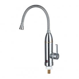 Проточный водонагреватель ZERIX ELW03-EF Хром (ZX2775)
