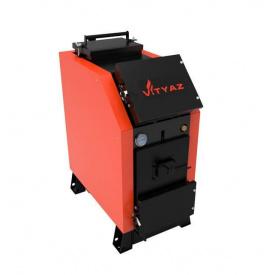 Шахтный твердотопливный котел Витязь - 17 кВт