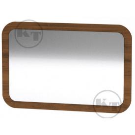 Зеркало №4 орех Компанит