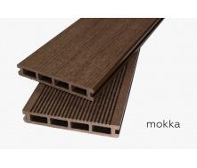 Террасная доска Woodlux Business Mokka 25мм