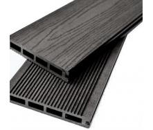 Террасная доска Polymerwood LITE 138х19х2200мм антрацит