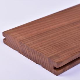 Террасная палубна дошка з термососни 28х100х900-3000 мм