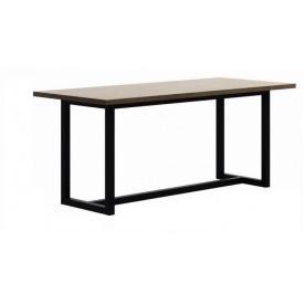 Стіл обідній GoodsMetall в стилі Лофт 1200х900х750 СТО84