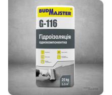 Гідроізол суміш КРИТТЯ-116 цементна однокомпонентна (DIKER) 25 кг