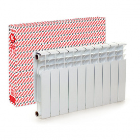 Радиатор секционный BITHERM 80 Bimetal-350L BT0558