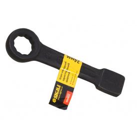 Ключ накидной односторонний ударный Sigma CrV 24мм (6034031)
