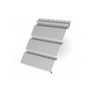Панель софіта біла карнизної підшивки Rainway