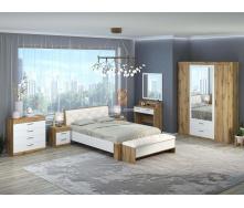Спальня комплект 4Д Моніка Пехотін