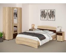 Спальня комплект 3Д Мілана Пехотін