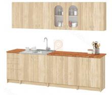 Кухня комплект Глорія 2,6 м. Пехотін