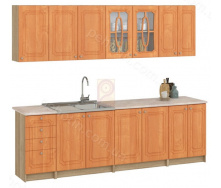 Кухня комплект Аліна МДФ 2 м. Пехотін