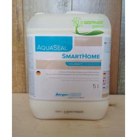 Лак для підлоги Berger AquaSeal SmartHome 5 л