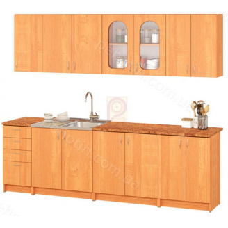 Кухня комплект Глорія 2 м. Пехотін