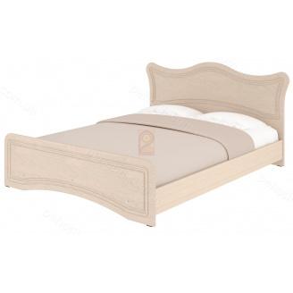 Ліжко 160 Ангеліна МДФ 160х200 Пехотін